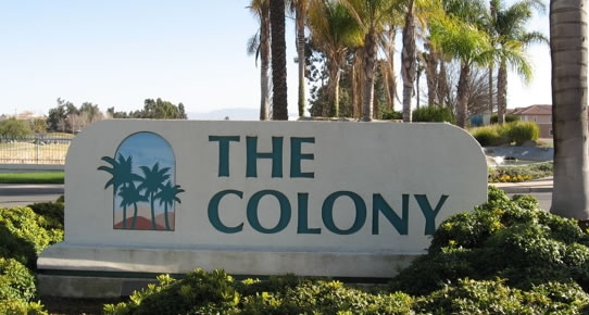 The Colony Murrieta | Entrance