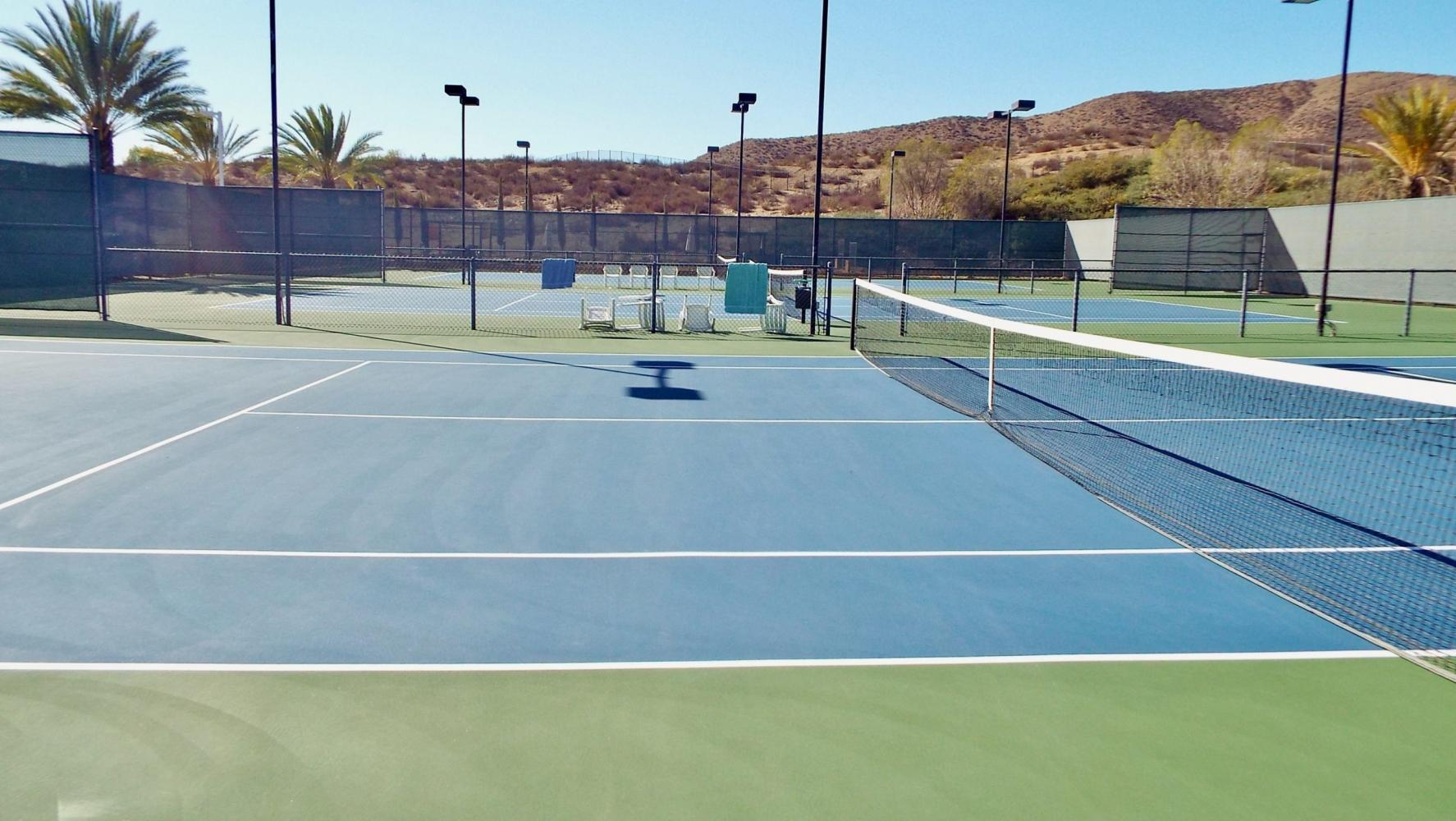 Menifee Oasis - Tennis Courts
