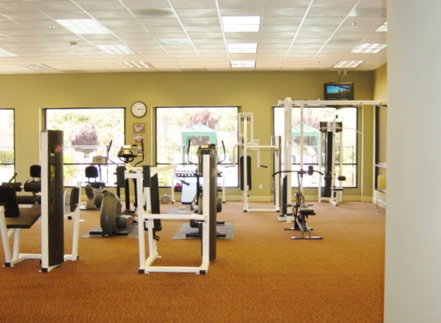 Menifee Oasis - Workout Area