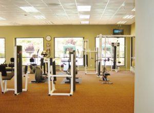 Menifee Oasis - Workout Area